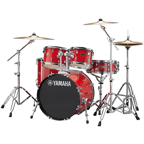 Yamaha Rydeen 20  Hot Red Bundle