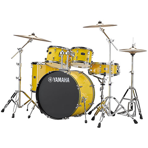 Yamaha Rydeen 22  Mellow Yellow Bundle