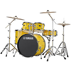 "Yamaha Rydeen 22"" Mellow Yellow Bundle « Batterie acoustique"