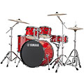 "Yamaha Rydeen 22"" Hot Red Bundle « Set di batterie"