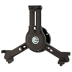 K&M 19794 Tablet PC wall mount - black