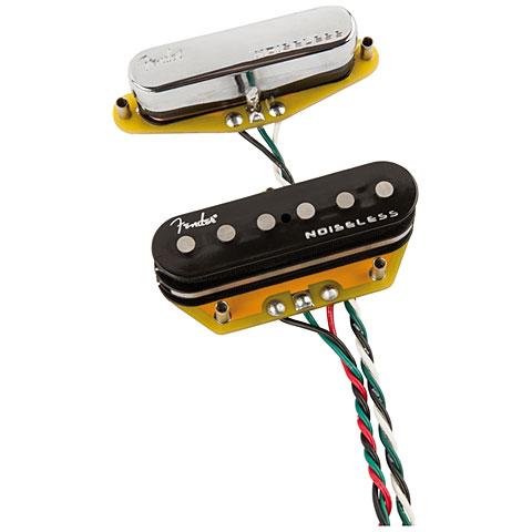 Pickup E-Gitarre Fender Tele GEN 4 Noiseless Set