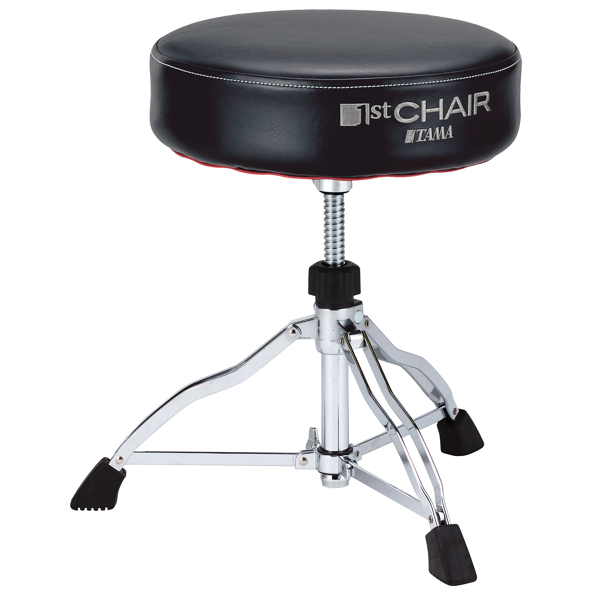 Tama 1st Chair Ht430bs Low Profile Tripod 171 Drum Throne