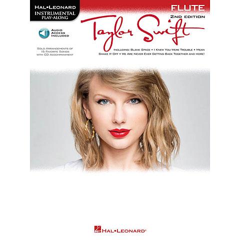 Play-Along Hal Leonard Taylor Swift - 2nd Edition