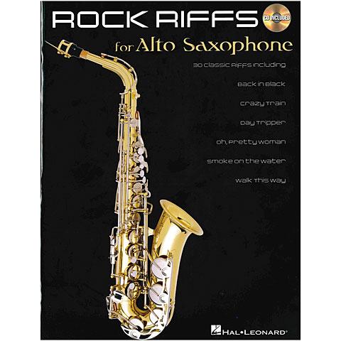 Hal Leonard Rock Riffs