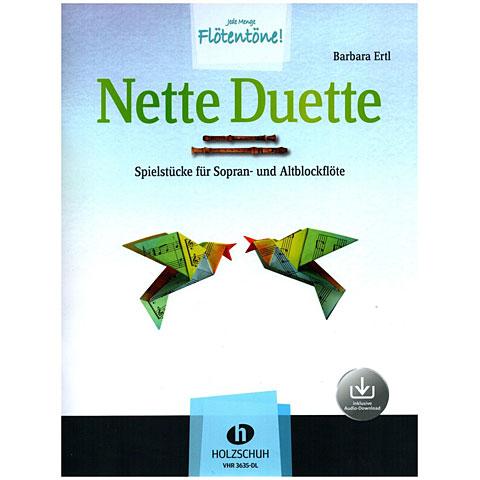 Holzschuh Jede Menge Flötentöne Nette Duette