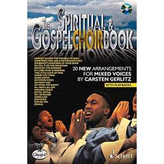 Schott The Spiritual & Gospel Choirbook « Chornoten