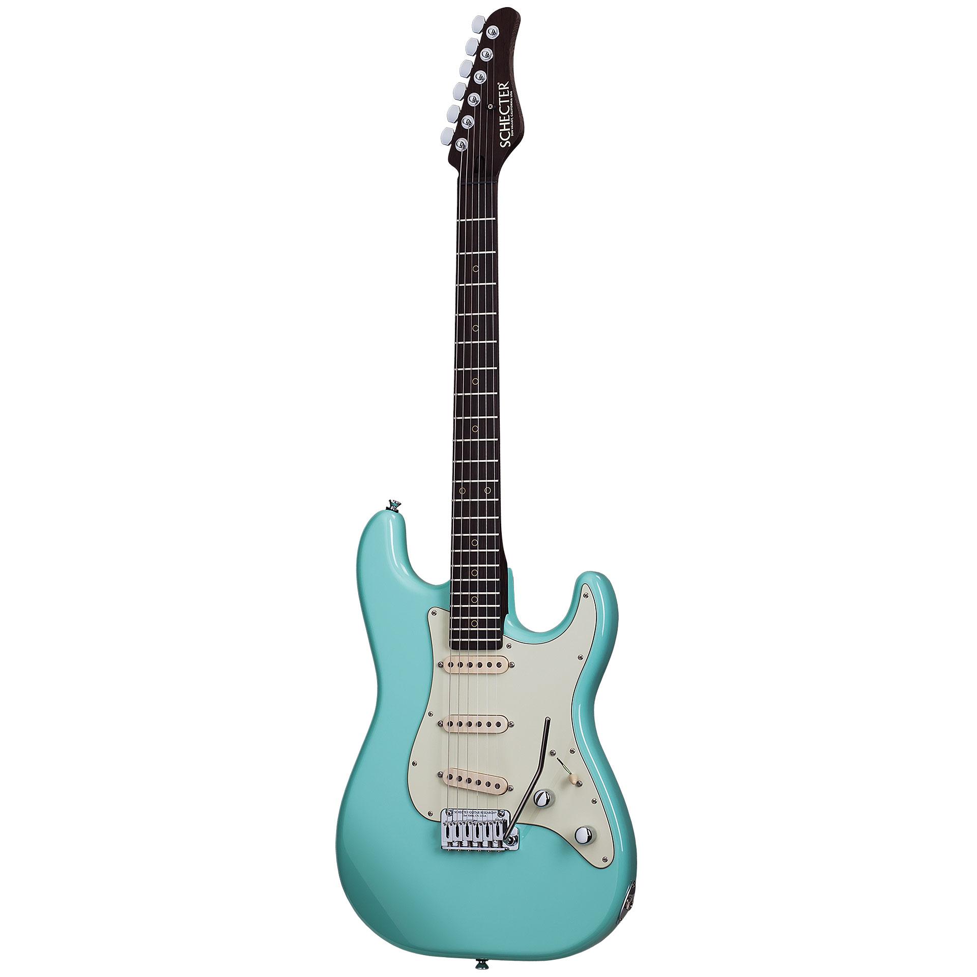 Schecter Nick Johnston USA Cusom AG « E-Gitarre
