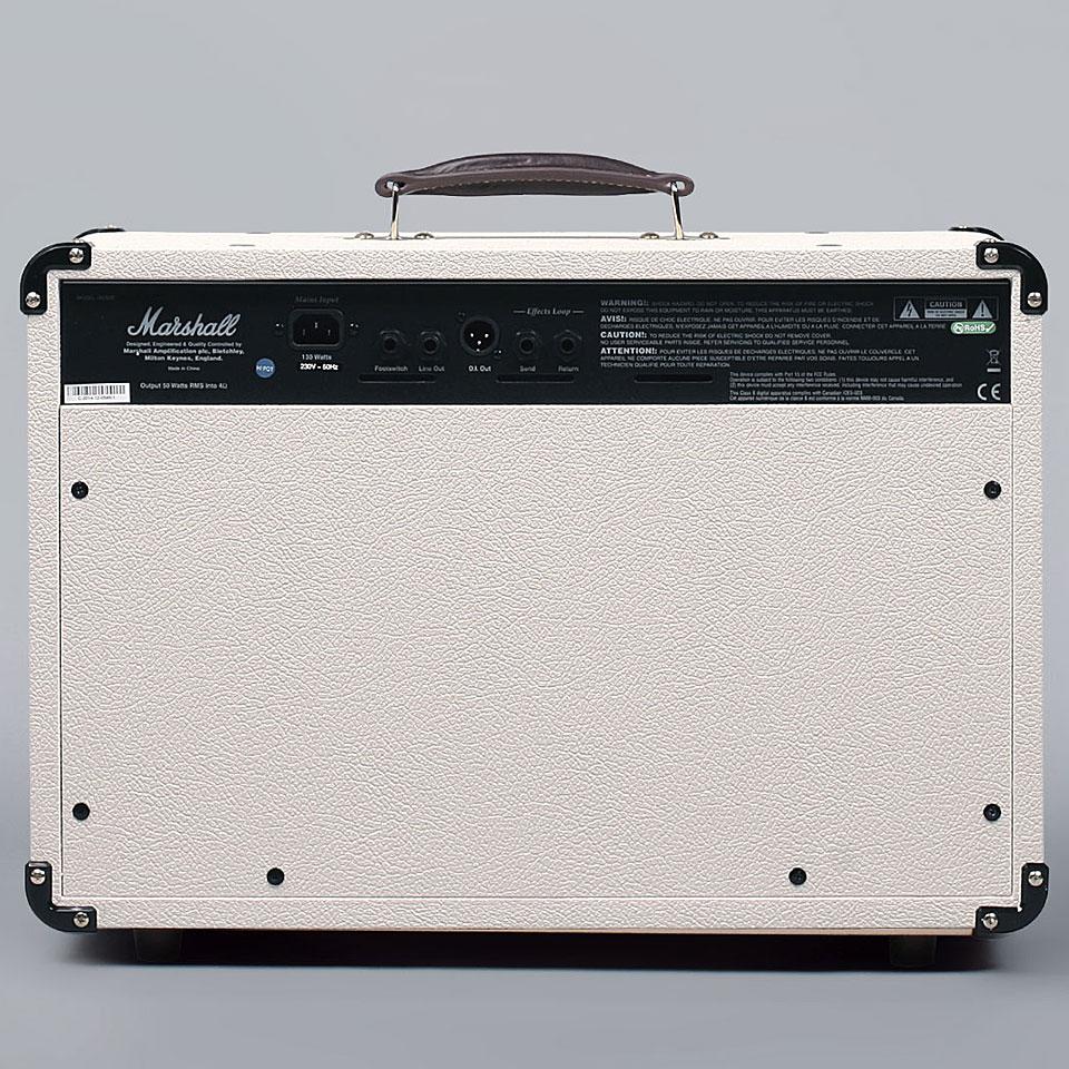 marshall as50d cream ampli guitare acoustique. Black Bedroom Furniture Sets. Home Design Ideas