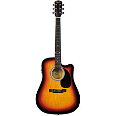 Squier SA-105CE SB « Acoustic Guitar