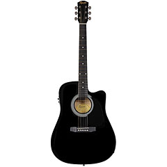 Squier SA-105CE BK « Acoustic Guitar
