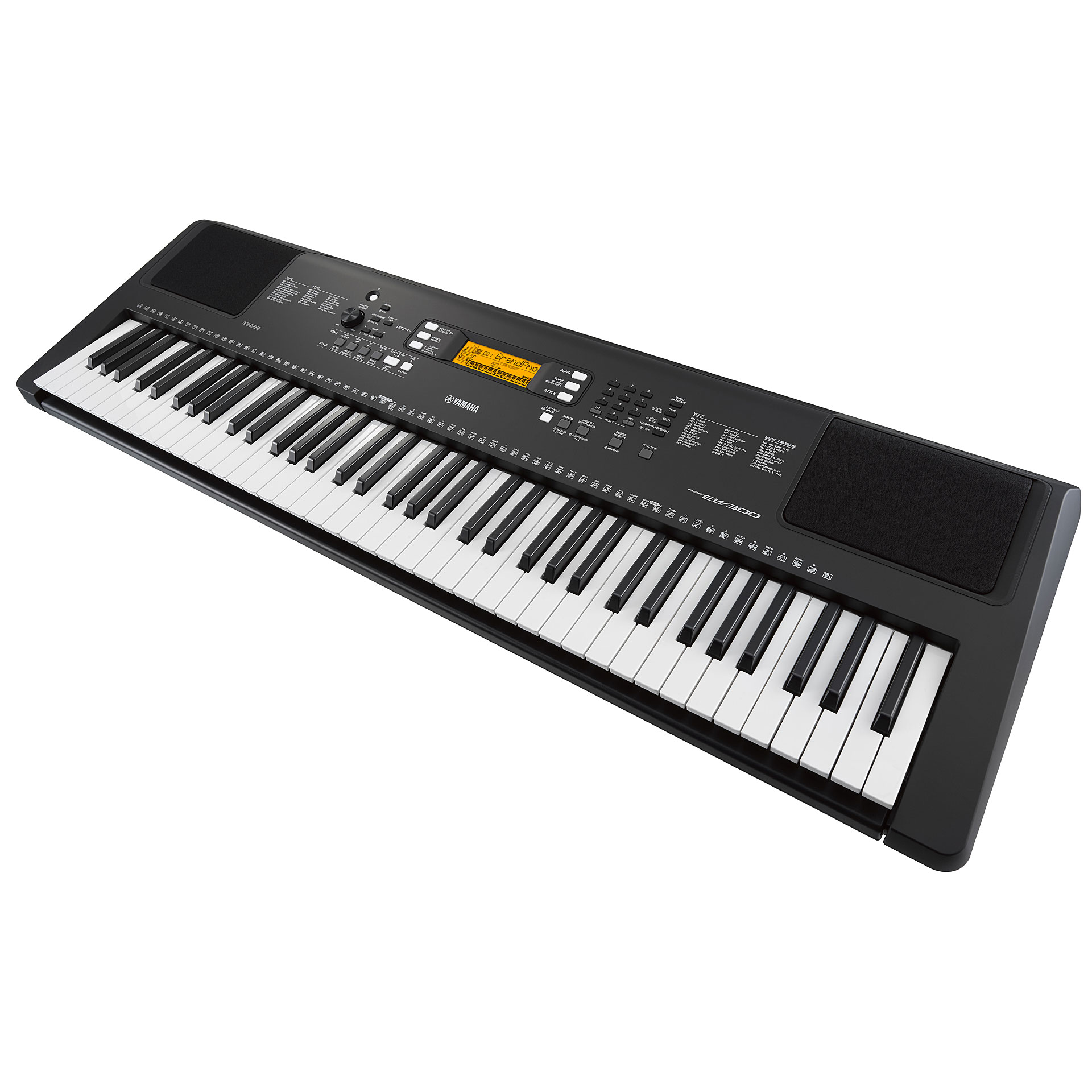 Yamaha psr ew300 keyboard for Www yamaha keyboards