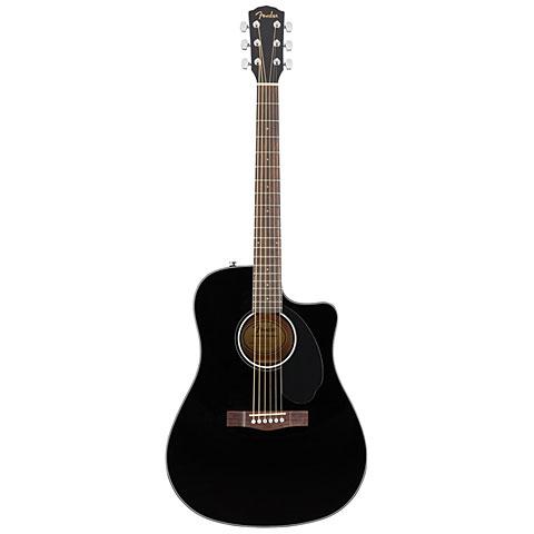 Fender CD-60SCE BLK