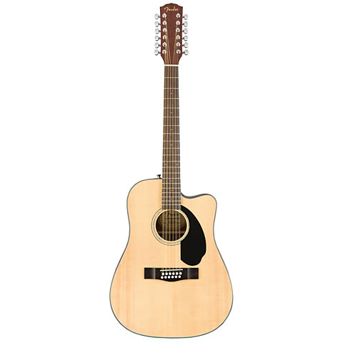 Fender CD-60SCE-12-NAT