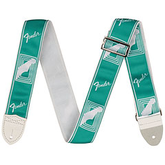 "Fender Monogram 2"" Sea Foam Green « Correas guitarra/bajo"