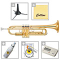 Perinettrompete Yamaha YTR-4335 GII Set