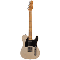 Haar Traditional T Aged Butterscotch, Birdseye MN « Electric Guitar