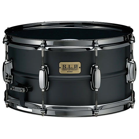 Tama Sound Lab Project 13  Big Black Steel Snare