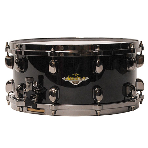 Tama Starclassic Maple 14  x 6,5  Piano Black Snare