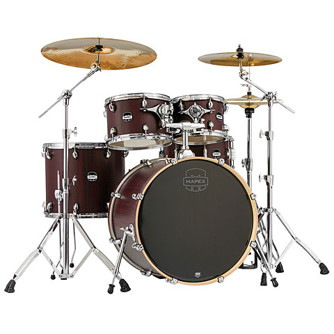 "Mapex Mars 22"" Bloodwood Shell-Set"
