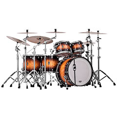 Mapex Black Panther Velvetone « Drum Kit