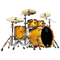 "Drumstel Mapex Saturn V MH Exotic Serie 22"" Amber Maple Burl"