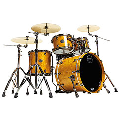 "Mapex Saturn V MH Exotic Serie 20"" Amber Maple Burl « Drum Kit"