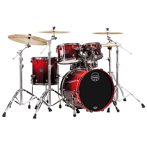Mapex SaturnV MH Exotic Serie 20  Cherry Mist Maple Burl