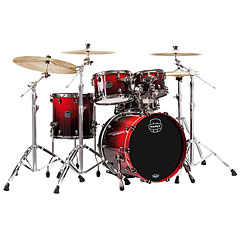 "Mapex Saturn V MH Exotic Serie 20"" Cherry Mist Maple Burl « Drumstel"