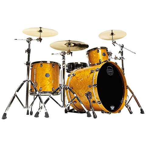 Mapex SaturnV MH Exotic Serie 22  Amber Maple Burl