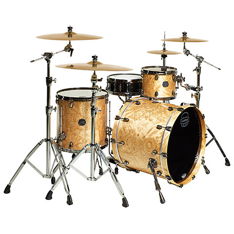 Mapex Saturn V MH Exotic Serie 22  Natural Maple Burl