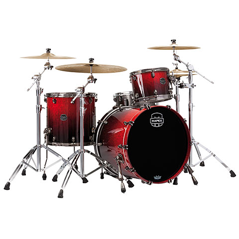 Mapex SaturnV MH Exotic Serie 22  Cherry Mist Maple Burl