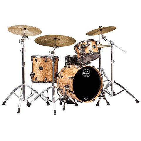 Mapex SaturnV MH Exotic Serie 18  Natural Maple Burl