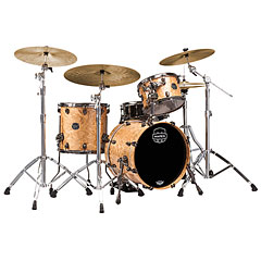 "Mapex Saturn V MH Exotic Serie 18"" Natural Maple Burl « Drumstel"