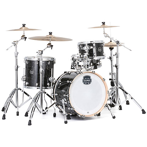 Mapex SaturnV MH Tour Edition 20  Black Pearl