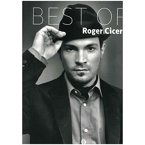 Songbook Bosworth Best Of Roger Cicero