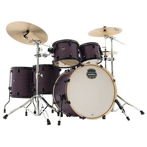 "Mapex Armory 22"" Purple Haze Shell-Set"