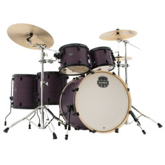 "Mapex Armory 22"" Purple Haze Shell-Set « Drumstel"