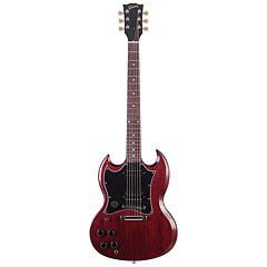 Gibson SG Faded T 2017,Worn Cherry « Lefthand
