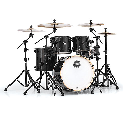 Mapex Armory 20  Transparent Black Shell-Set