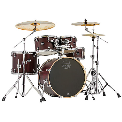 Mapex Mars 20  Bloodwood Shell-Set