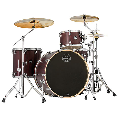 Mapex Mars 24  Bloodwood Shell-Set