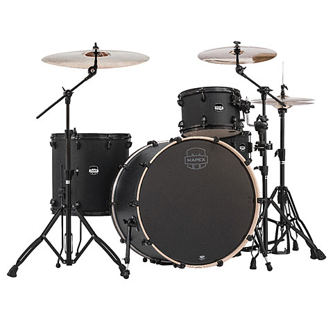 Mapex Mars 24  Nightwood Drum-Set