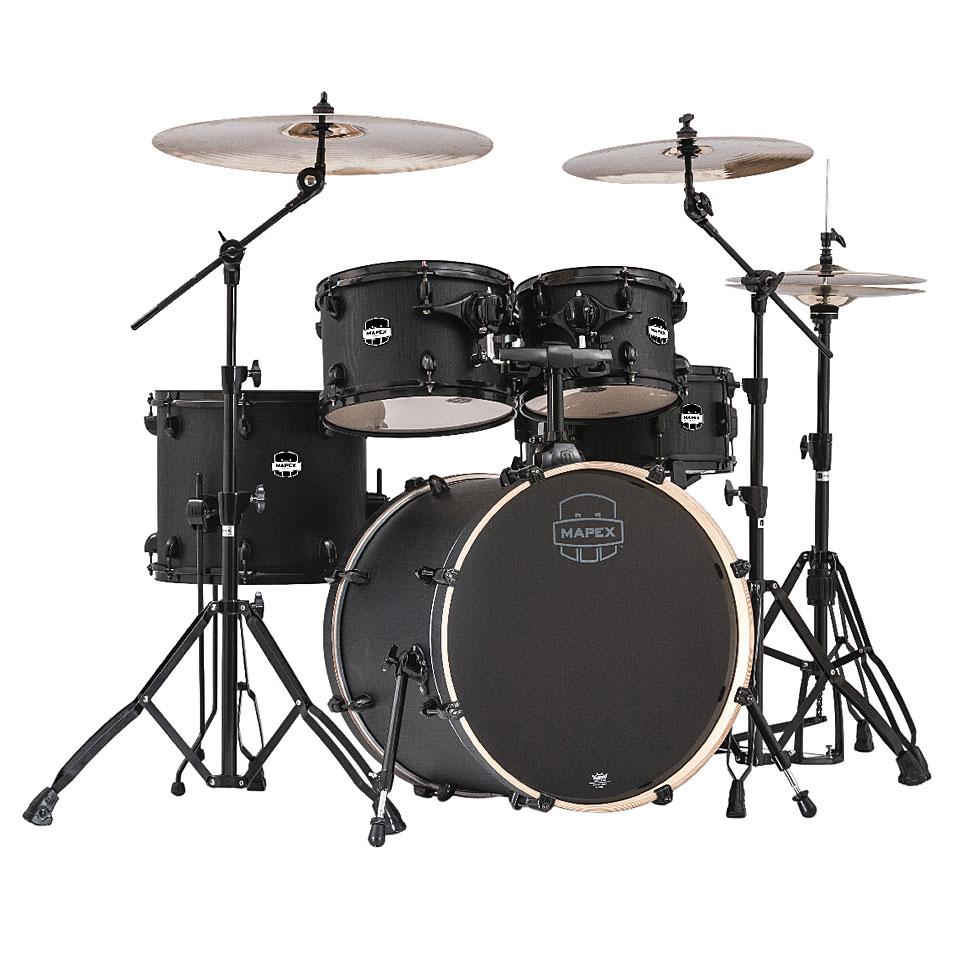Mapex Mars 20 Nightwood Drum Set