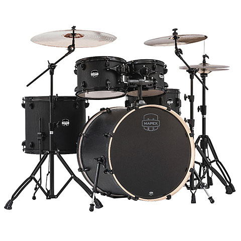 Mapex Mars 22  Nightwood Drum-Set