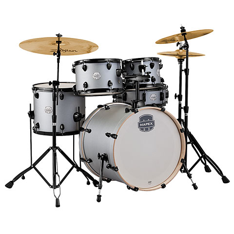 Mapex Storm 20  Iron Grey Drum-Set