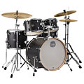 "Mapex Storm 20"" Ebony Blue Grain Drum-Set « Batería"