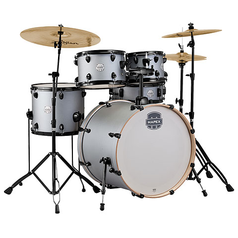 Mapex Storm 22  Iron Grey Drum-Set