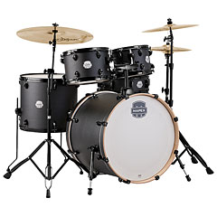 "Mapex Storm 22"" Deep Black Drum-Set « Drum Kit"