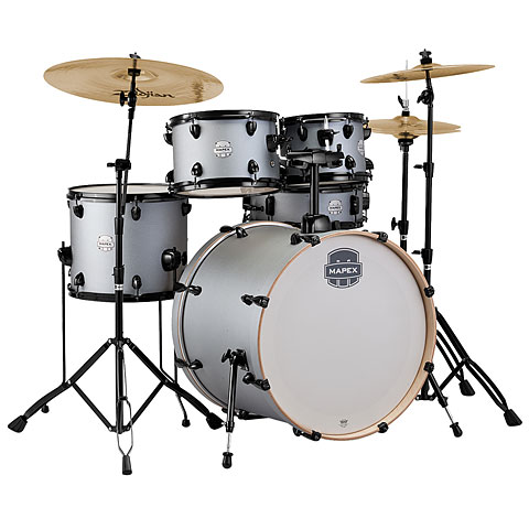 "Mapex Storm 22"" Iron Grey Drum-Set"